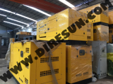 DIRESUN GROUP DIESEL GENERATOR SET MANUFACTURING BASE SHOW 8