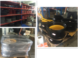 Ship XGMA forklift spare parts to Mongolia