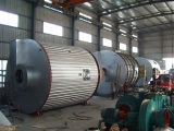 LPG-500 spray dryers under construction