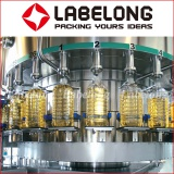5L PET bottle oil filling capping machine factory