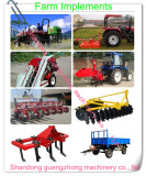 all kinds of tractor implements disc plough, harrow, planter, tiller etc