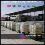 loading the IBC tank