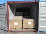 Mixed packing container load of different products