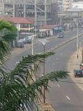 Solar Panel Batteries for Solar Street Light in Africa