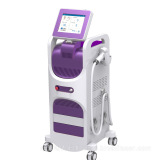 New case of no channel diode laser system for hair removal