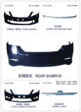 Auto Front/Rear Bumper for Toyota 2012 Camry