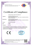 A2066T ACTION CE certificate