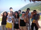 travel to xiaobailu beach