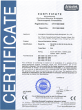 CE certifate of power distribution for Euro market