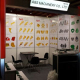 2015 BAUMA AFRICA - H6.K55 - a&S Machinery Co., Ltd.