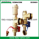 Automatic Brass drain-vent kit valves