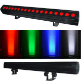 18pcs led wall wash light bar RGBW led washer 4in1 stage DMX pixel wash light NJ-LL1810