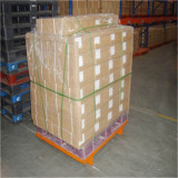 Packing with pallet