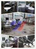Jacketed Cooking Mixing tank