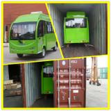 17 Seats Electric City Tour Bus