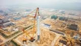 XCMG 4000t crawler crane sets new record
