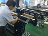 Staff Working Drawing For Flat Knitting Machine