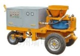 wet mix shotcrete machine