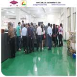 Sales meeting in our workshop
