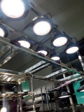 UFO LED LIGHT AGEING TEST 240W 5500k