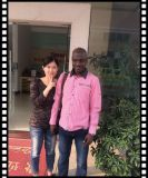 Oumar from burkina faso