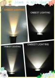 ONBEST LIGHTING 3W CREE LED STEP LIGHT IN IP65