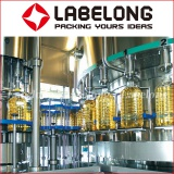 Vegetable Oil Bottle Packing Machine/Filling Machine