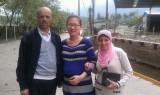 Selim visiting