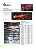 GB JIS ASTM EN Steel Billet