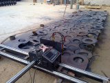 Portable CNC Cutting Onsite