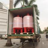 Foam Tank Shipment
