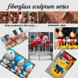 fiberglass carving series
