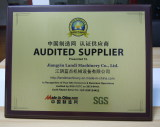 Audited Supplier 2013-2014