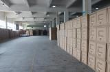Electrcic quad warehouse