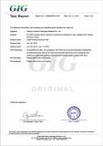 Alu Alu Foil Certification