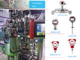 Sanitary pressure transducer applied in fermentation equipment