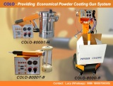 COLO Intelligent Powder Coating Spray System