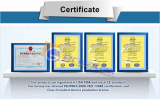 CE ISO Proved Certificate