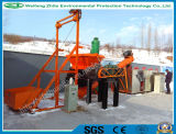 Biodegradable equipment production line