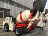 Our new design concrete mixer truck