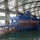 Composite production machine