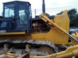 our bulldozer on the seaport