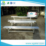 aluminum Bleach, Sports Events Outdoor Bleacher, University Sports Competition Groundstand Chairs