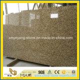 Tiger Skin Yellow Granite Slab for Countertop or Paving
