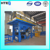 Production Line of Membrane Water Wall