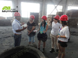Customer From Mexico Visit Our Factory