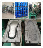 Safety shoe production line