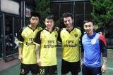 a football team in Hongkong