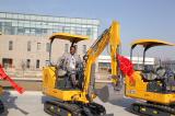 Brazilian customers bulk purchase of XCMG excavators