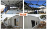 Profeb Broiler shed in mozambique for favos farm